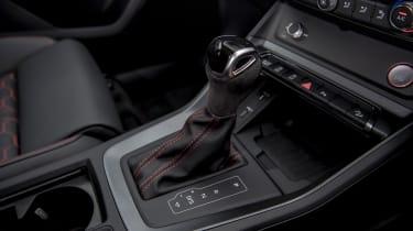 Audi RS Q3 - gear selector
