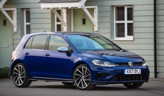 Used Volkswagen Golf R - front