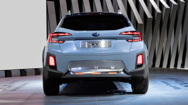 Subaru XV concept - rear