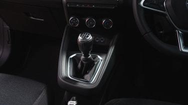 Renault Clio - interior