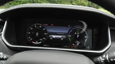 Range Rover - dials