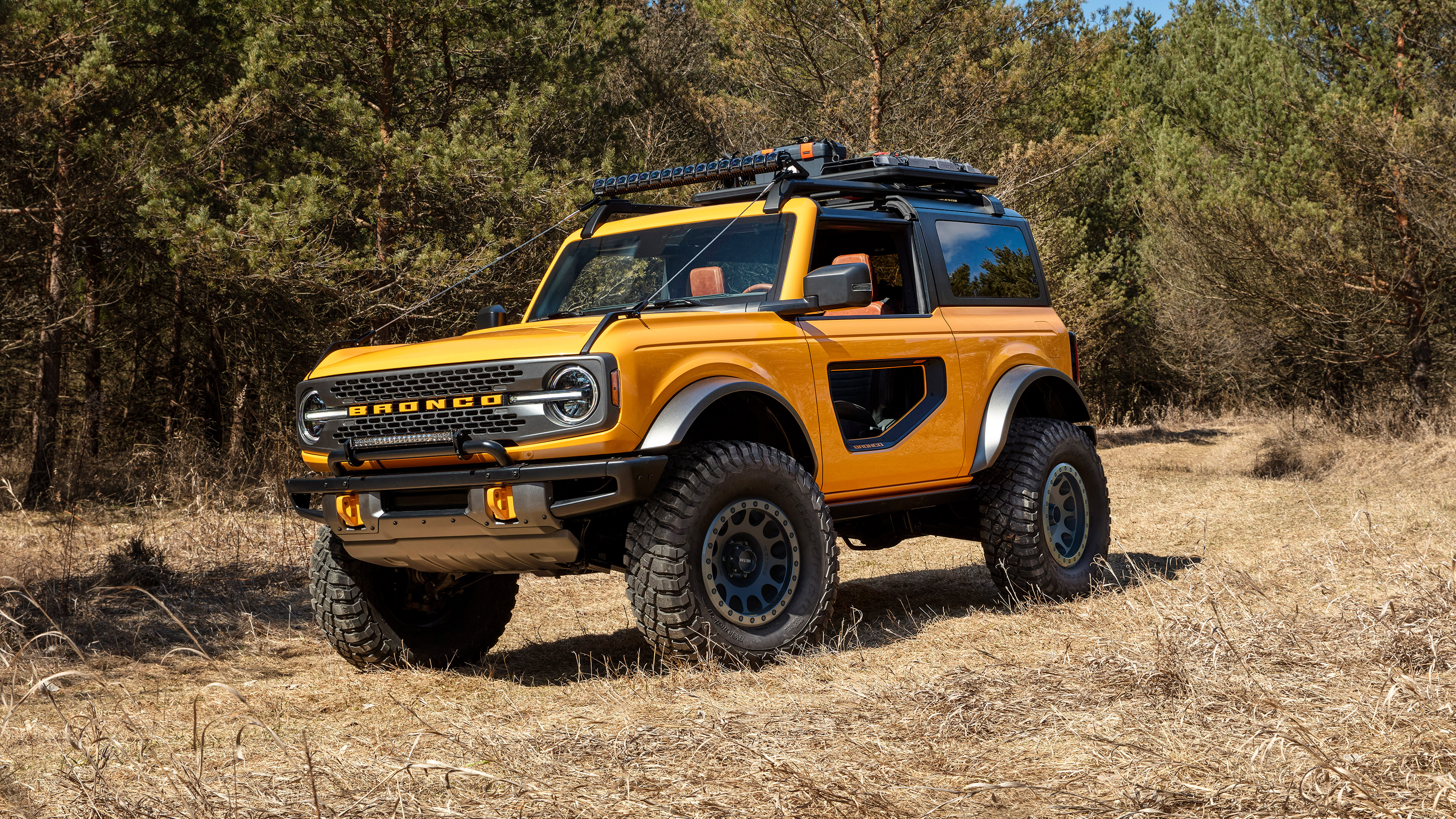 New 2021 Ford Bronco off-roader: specs, video and full ...