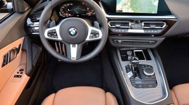 BMW Z4 - dash