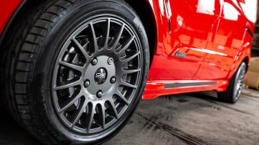 MS-RT Ford Transit Custom alloy wheels