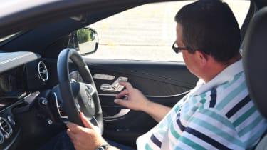 Mercedes-AMG E 63 S - interior