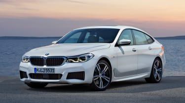 BMW 6 Series Gran Turismo - front static