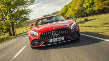 Mercedes-AMG GTC Cabriolet - full front