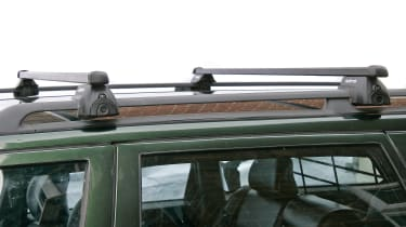 Halfords Roof Bar System E