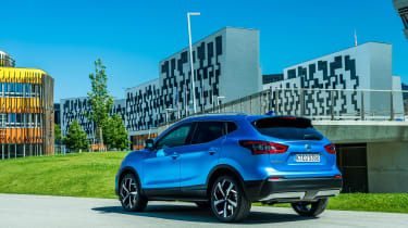 New Nissan Qashqai 2017 review static
