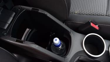 Toyota Verso - storage