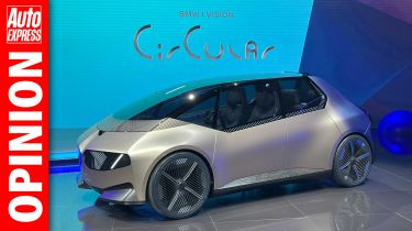 Opinion - BMW i Vision Circular