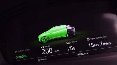 Jaguar I-Pace - charging