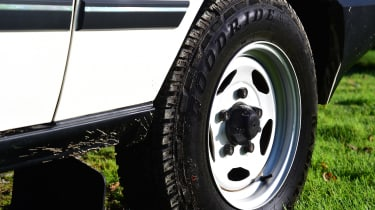 Land Rover Discovery Mk1 - wheel