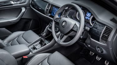 Skoda Kodiaq SUV 2016 - interior 2