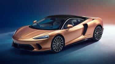 McLaren GT - front