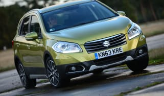 Best cheap fuel efficient cars - Suzuki SX4 S-Cross