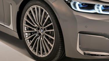 BMW 7 Series facelift - wheel