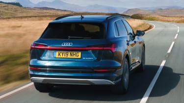Audi e-tron - rear