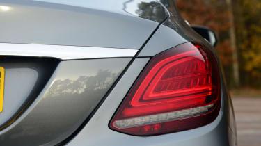 Mercedes C-Class - rear light