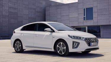 Hyundai Ioniq Plug-in - front static