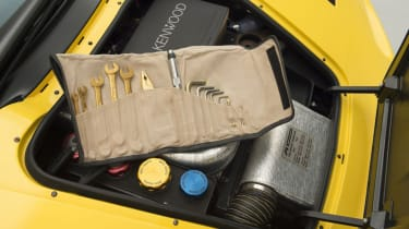 McLaren F1 Yellow toolkit