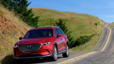 Mazda CX-9 2016 -