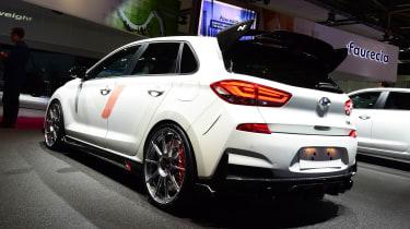 Hyundai i30 Option - Paris rear