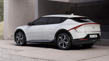 Kia EV6 reveal - rear