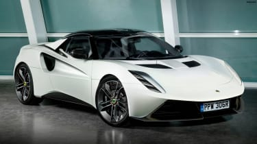 Lotus Emira - best new cars 2022 and beyond