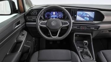 2020 Volkswagen Caddy - dash