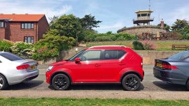 Long-term test - Suzuki Ignis - parked