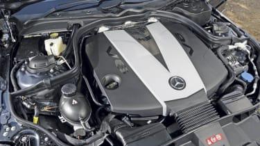 Mercedes E350 CDI Estate engine