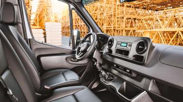 Mercedes Sprinter 2018 - interior