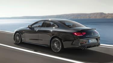 Mercedes-AMG CLS 53 - rear