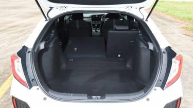 Honda Civic - boot