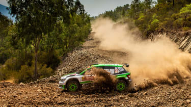 Skoda WRC2 - Turkey