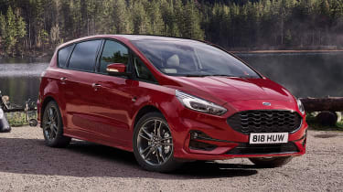 Ford S-Max hybrid - front static