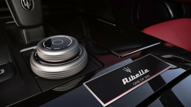Maserati Ghibli Ribelle revealed special edition badge