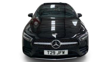 DotW Mercedes A250 - Front