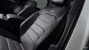 Volkswagen Touareg - seats