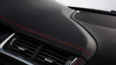 Jaguar E-Pace - air vents