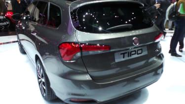 Fiat Tipo - Geneva show rear