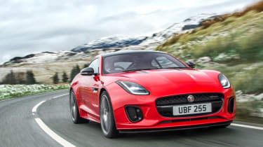 Jaguar F-Type 2.0 T