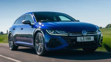 Volkswagen Arteon R Shooting Brake - front