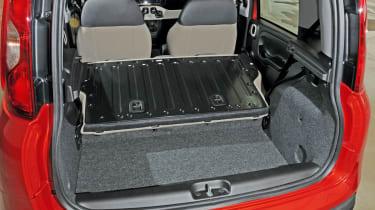 Fiat Panda TwinAir boot