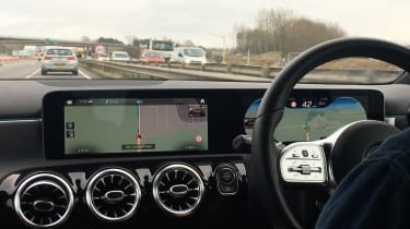 Mercedes A 200 AMG Line long termer - update reality