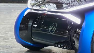 Citroen 19_19 Concept - front detail