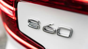 Volvo S60 Polestar Engineered - S6 badge