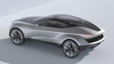 Kia Futuron concept - rear