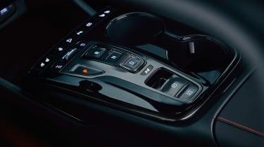 Hyundai Tuscon N Line - centre console